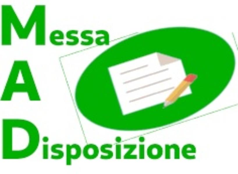 Messa A Disposizione MAD 2019