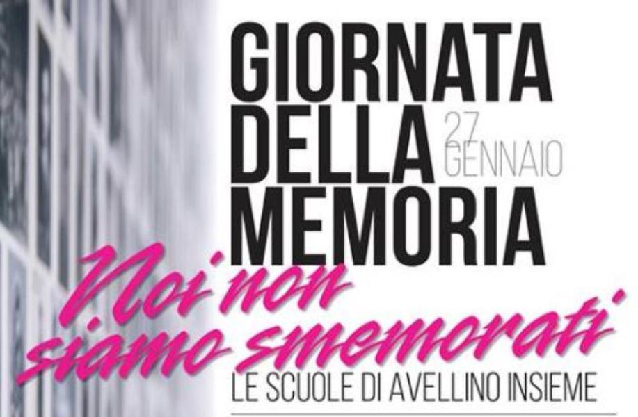 """Giorno della Memoria 2019: """"NOI NON SIAMO SMEMO..."""